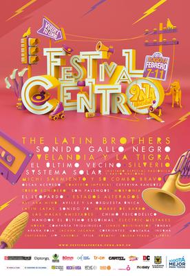 Festival centro
